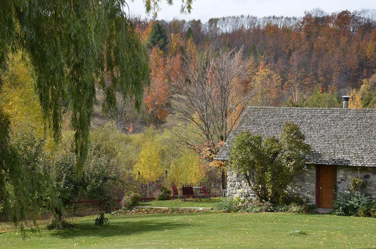 Photo Tour Of Stone Cottage